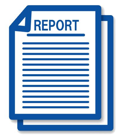 How to write a business project report